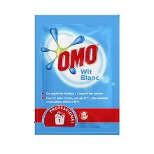 Omo Professional White : poudre à lessiver - 1 lavage - 100 g - 75 pc photo du produit