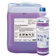 Torvan concentré : nettoyant sols et surfaces - contact alimentaire - 5 l photo du produit