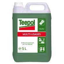 Teepol détergent multi-usages - 5l photo du produit