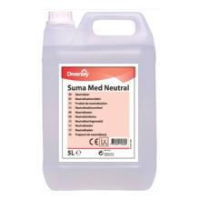 SUMA MED NEUTRAL/5L : Nett.liquide pour intruments médicaux photo du produit