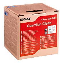 Guardian clean : tablettes lave-vaisselle - 200 tabs - eco-label photo du produit
