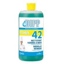 Dipp 42 : liquide vaisselle à la main - spécial verres à bière - 1 l photo du produit