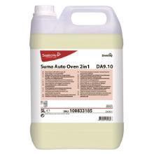 SUMA AUTO OVEN 2en1 DA9.10/5lt:Nett.liquid.pour avec additif de rinçage intégré photo du produit