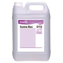 `SUMABAC-D10/5L`- Nettoyant hygiéni. alim./`JOHNSOND N°d'agréation : 1106B [1008 photo du produit