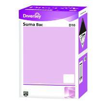 `SUMABAC-D10 SP`: nettoyant désinf./Safepack/1x10lt N°agréation : 1106B photo du produit