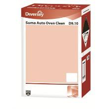 `SUMA AUTO OVEN CLEAN D9.10` : 10L - Safepack Produit de lavage pour four photo du produit