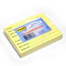 `NOTE POST-IT` Traçabilité alimentaire 100x40mm(50f) 72 blocs de 50 feuilles [70 photo du produit
