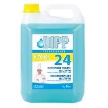 Dipp 24 : nettoyant cuisine multi-usage - 5 lt photo du produit