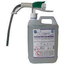 PolTech gammaclean pod : 5lt - désinfectant sect. alim. et santé publique photo du produit