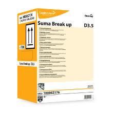 SUMA BREAK UP D3.5 : dégraissant cuisine - 10L - safepack photo du produit
