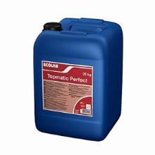 Topmatic perfect : produit lave-vaisselle - industriel - sans chlore - 25 kg photo du produit