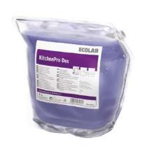 KITCHENPRO DES/2lt:Nettoyant et désinfectant en une seule étape NOTIF:11716B photo du produit