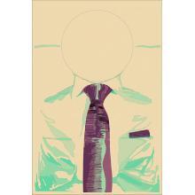 `DUNICEL BIB HIS` Bavoir modèle homme / 40x60cm (8x50pc) photo du produit