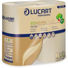 Econatural maxi : essuie-tout recyclé - 2 plis - 150 feuilles - 44gr/m² -12x2rl photo du produit