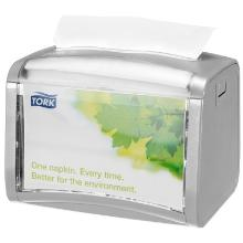 Dispenser serviettes Tork Xpressnap Table Gris (N4) photo du produit