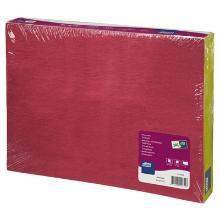 ST BURGUNDY RED : set table.31x42c/500pcs [400144/474503] photo du produit