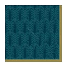Serviette : empire - 3 plis - 33 x 33 cm - 500 pc photo du produit