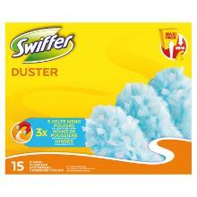 Swiffer duster refill : 15 plumeaux de dépoussiérage jetables photo du produit