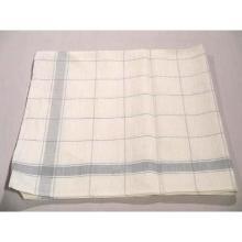 `ESSUIE DE CUISINE ILSE 70x70cm` - écru, lin + coton [KH ILSE/TDHL003] photo du produit