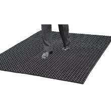 """TAPIS """"OCT-O-FLEX"""" : noir 100cm x 150cm photo du produit"""