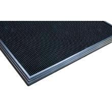 `TAPIS SANI-TRAX`: Noir 61cmx81cm Tapis en caoutchouc désinfectant photo du produit