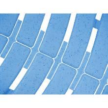 `CLIPS-POLYBAG`: Attaches de fixation, Bleu (10pcs) Pour tapis Soft-Step photo du produit