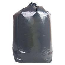 Sacs poubelle Gris: 80x120cm - BD - 60µ - 130lt - 25 sacs photo du produit