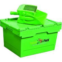 `TWISTI PACK COMPACTE TECHLINE`:Pr granulés Fibercan avec :caisse,pelle tamisant photo du produit
