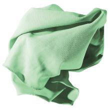 Microwipe : vert - lavette - 40x40cm - microfibre photo du produit
