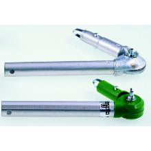 Coude articulé M : aluminium - pour manche tele 2 photo du produit