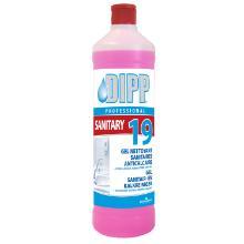 Dipp 19 : nettoyant sanitaire - anticalcaire - 1lt photo du produit