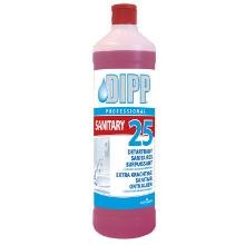 Dipp 25 : détartrant sanitaire - 1lt photo du produit