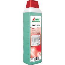 SANET BR75/1L:Nettoyant sanitaire anticalcaire - enlève rouille, cristaux de cal photo du produit