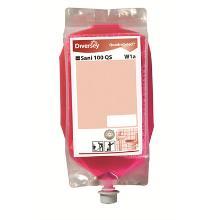 `TASKI SANI 100 QS/2.5LT`: Nettoyant sanitaire Neutre photo du produit