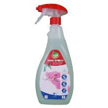 PolGreen sani spray : nettoyant sanitaire - 750ml photo du produit