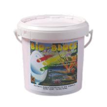 Bio Blocs pastilles pour urinoir/40pc [BLOC ROUGE] photo du produit