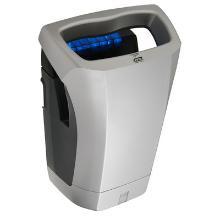 Stell'air : sèche mains - gris - 1200 watts - récupérateur d'eau - réservoir photo du produit