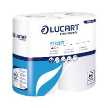 Strong : papier toilette - 2 plis - blanc - 56 roul. x 496 f. - 54 m photo du produit
