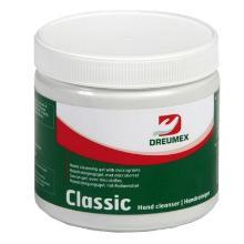 Dx classic rg : 600 ml - nettoyant main - gel / MICROBILLES conforme aux normes photo du produit