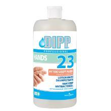 SP Dipp 23 : savon mains antibactérien - 1 lt photo du produit