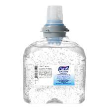 PURELL ADVANCED TFX-12/ NOTIF 778/GEL HYDRO-ALCOOLIQUE/recharge sous vide+valve photo du produit