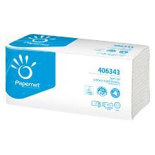 `ESSUIE-MAINS ZIG-ZAG` Recyclé - 24x23cm 2pl/15x250feuil./2x20gr Ecolabel photo du produit