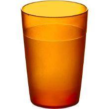 Health care frost pc : orange - verre 25cl - polycarbonate photo du produit