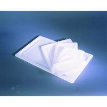 Gastronorm : couvercle souple 1/4 - blanc photo du produit