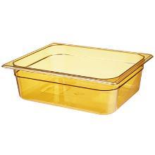 Gastronorm 1/2 : pour préparation chaude - ambre - 6 lt photo du produit