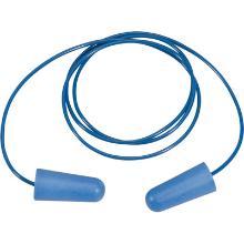 `CONICDE010`: Bouchon d'oreilles détectable,bleu réutilisable,avec photo du produit