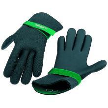 Neoprene : gants taille l - caoutchouté photo du produit