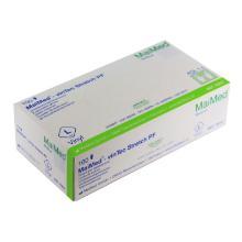 `GANTS VINYL VINTEC STRECH NON POUDRE`/taille-L 100pc, blanc, usage unique photo du produit
