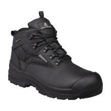 Samy s3 src : chaussure de sécurité haute - noir - 47 photo du produit