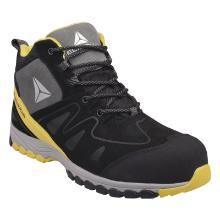 Manhattan s3 src : chaussures hautes - noir/jaune - 40 photo du produit